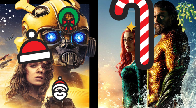 I'm Going To Have a Holly, Jolly Christmas At the Movies This Year