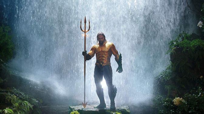 'Aquaman' Rules!