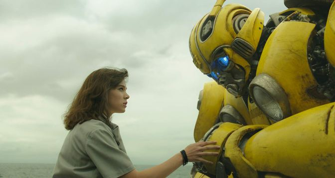 My Reaction to 'Bumblebee'