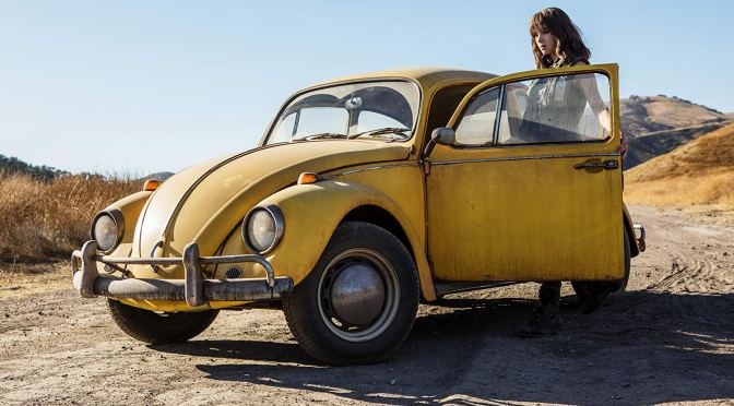 Looking Back: My Reactions to 'Aquaman' and 'Bumblebee'
