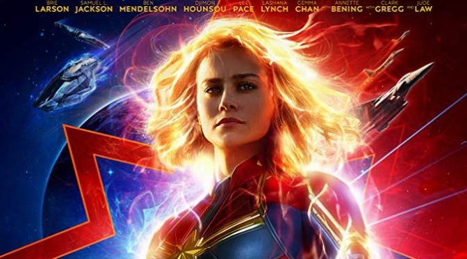 My Reaction to the 'Captain Marvel' Trailer: Ahh!!!