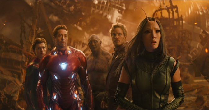 We May Be Getting a Trailer for 'Avengers 4' Tomorrow
