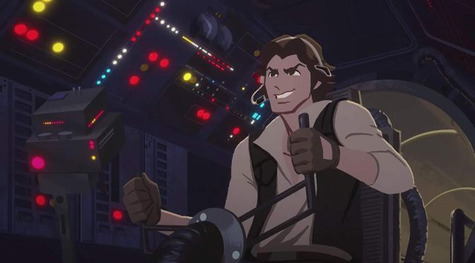 'Star Wars: Galaxy of Adventures' Continues To Impress With Its Latest Shorts