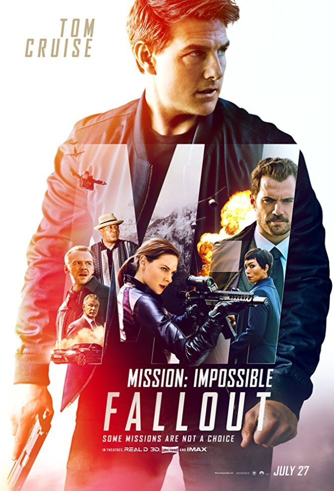 'Mission: Impossible-Fallout': A Blu-Ray Review