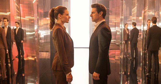 'Mission: Impossible-Fallout' At Home