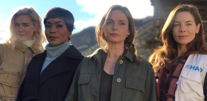 The Women of 'Mission: Impossible-Fallout'