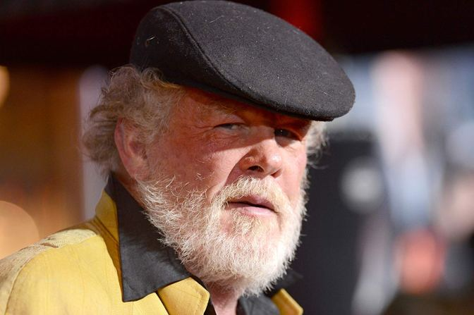 Nick Nolte Joins 'The Mandalorian'