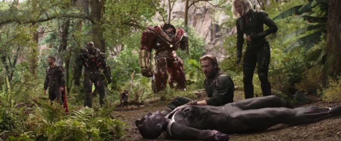 False Alarm: We Still Have To Wait for the Trailer for 'Avengers 4'