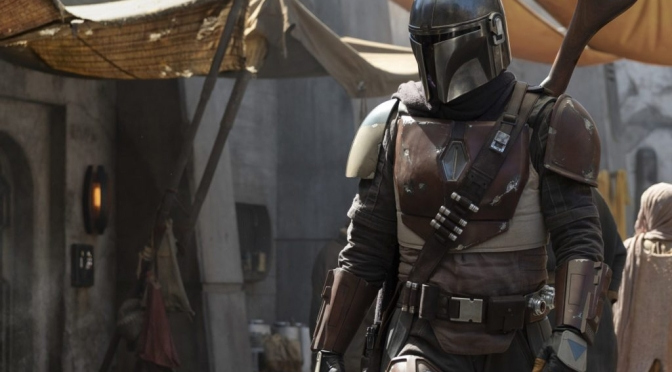 The Cast of 'The Mandalorian' Has Been Released