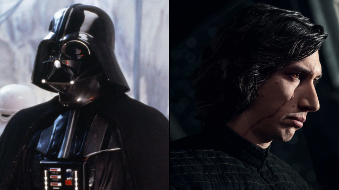 Darth Vader or Kylo Ren: Who's Your Favorite?