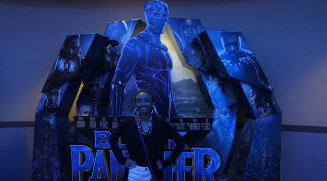My 'Black Panther' Experience