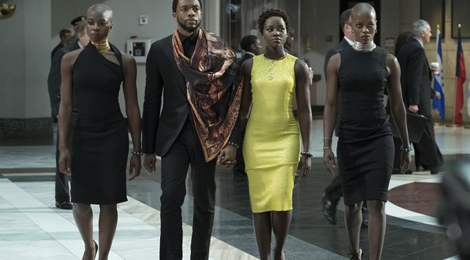 'Black Panther' Becomes the First Ever Superhero To Be Nominated for Best Picture!