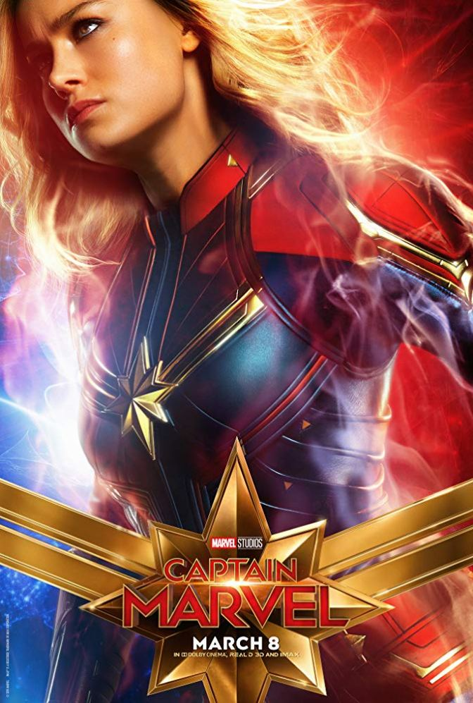 'Captain Marvel' Has Some Exciting New Character Posters