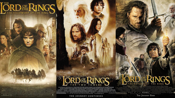 What's Your Favorite 'The Lord of the Rings' Movie?