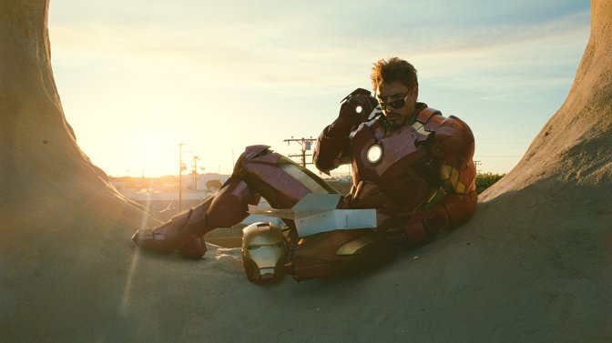 'Iron Man 2' Just May Be the Most Important Section of Iron Man's Story