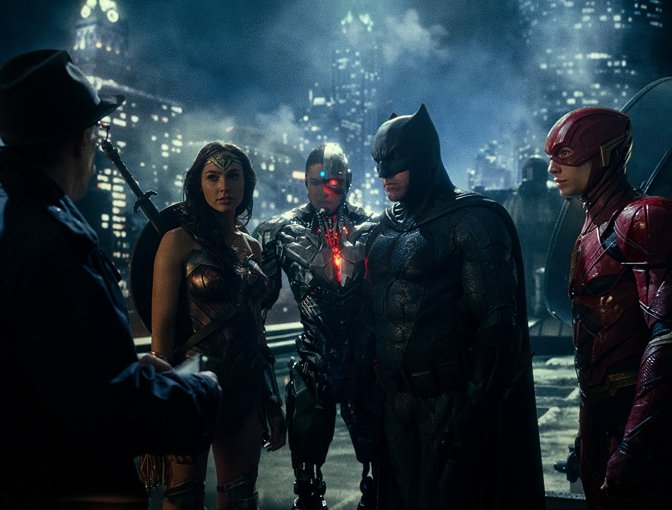 'Justice League' After a Second Viewing