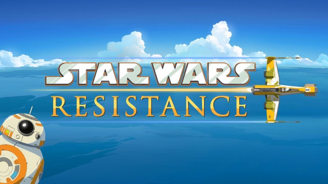 Is It Just Me or Is The New Trailer for 'Star Wars: Resistance' Kind of Epic?