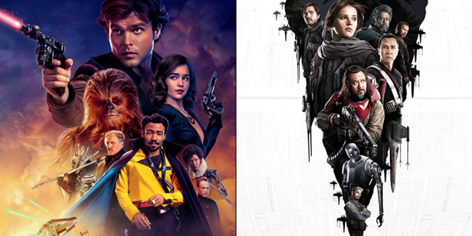 'Solo' or 'Rogue One': Which Movie Is Your Favorite?