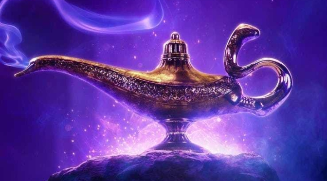 Is the New Trailer for 'Aladdin' Worrying or Promising?