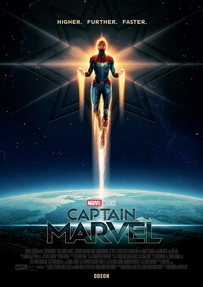 It's Eight Days Until 'Captain Marvel'!