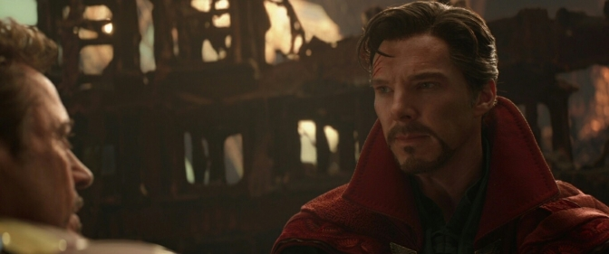 Throwback Friday: Doctor Strange's Time Travel Is the Most Important Moment in 'Infinity War'