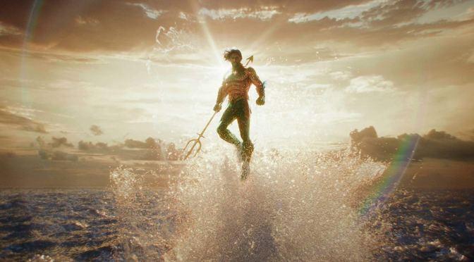 'Aquaman' At Home