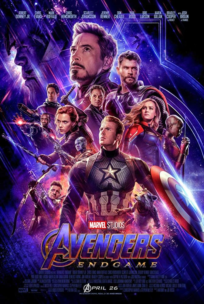 Oh My Goodness, 'Avengers: Endgame' Is Going To Be a Very Long Movie!