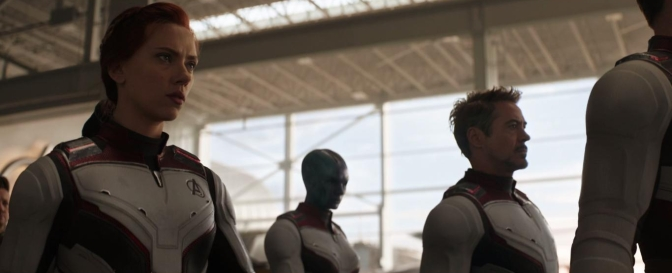 There Is So Much Trickery in the 'Avengers: Endgame' Trailer