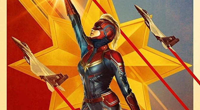 It's Only Five Days Until 'Captain Marvel'!