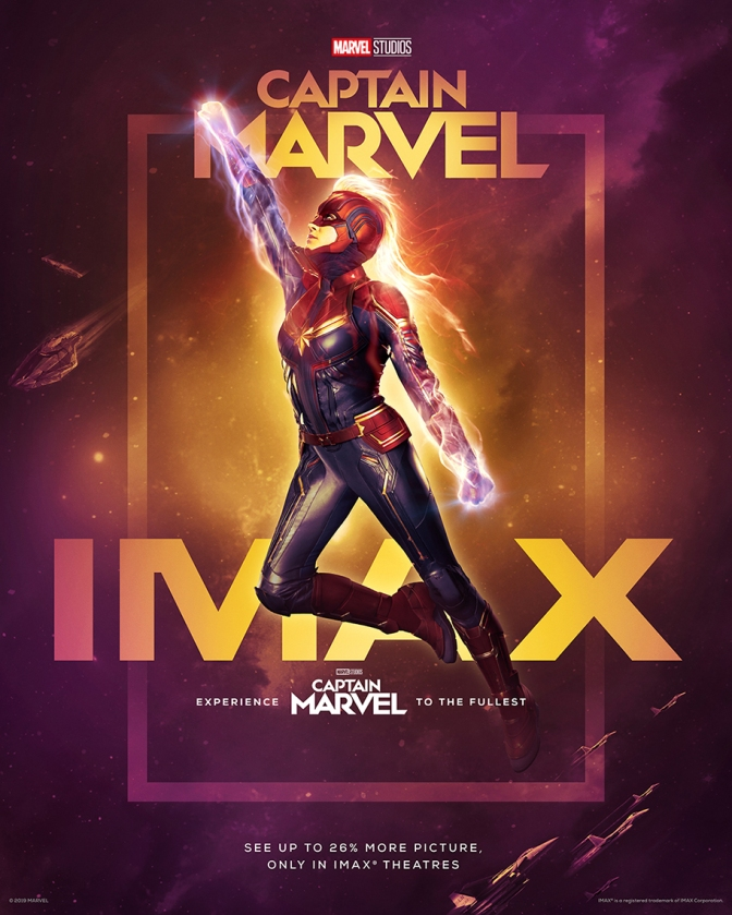 It's Only Three Days Until 'Captain Marvel'!