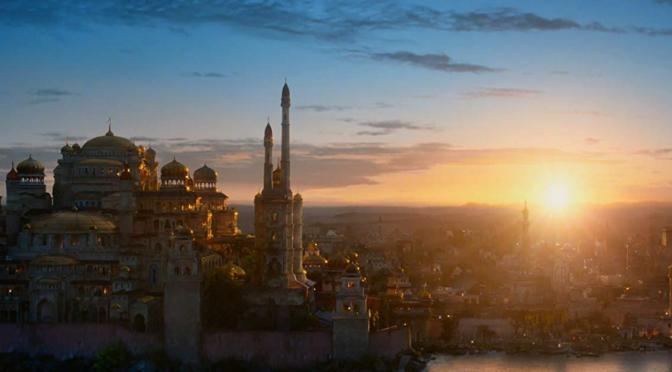Wow, 'Aladdin' Looks Amazing!!!!!