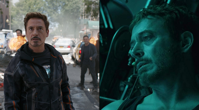 Comparing the Trailers for 'Infinity War' and 'Endgame'