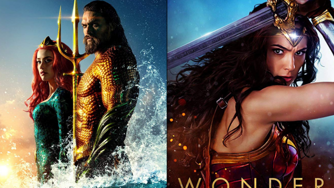 'Aquaman' or 'Wonder Woman': Which Movie Is Your Favorite?