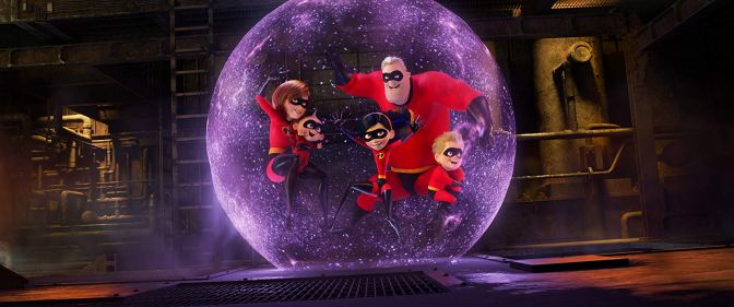 'Incredibles 2' At Home