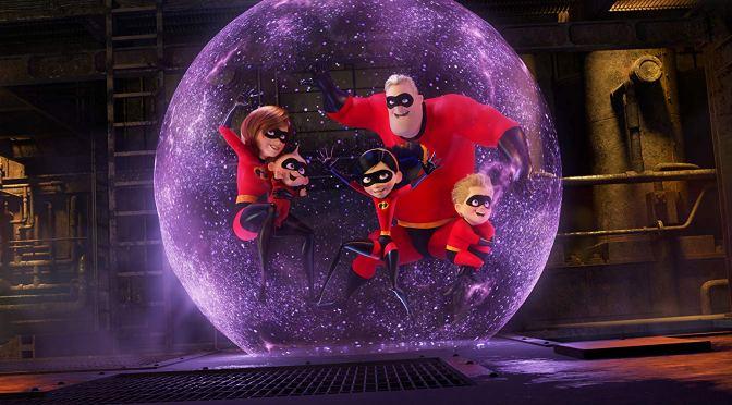 'Incredibles 2' At Home