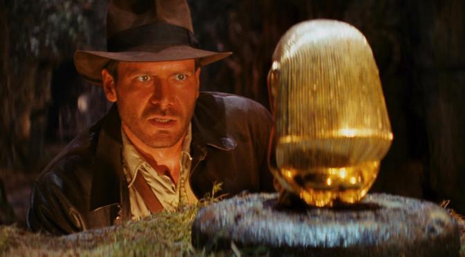 Indiana Jones Is Practically a Superhero
