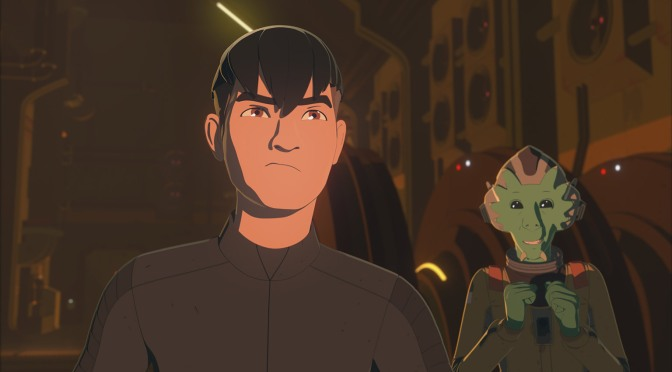 The Implications for the Future of 'Star Wars: Resistance'