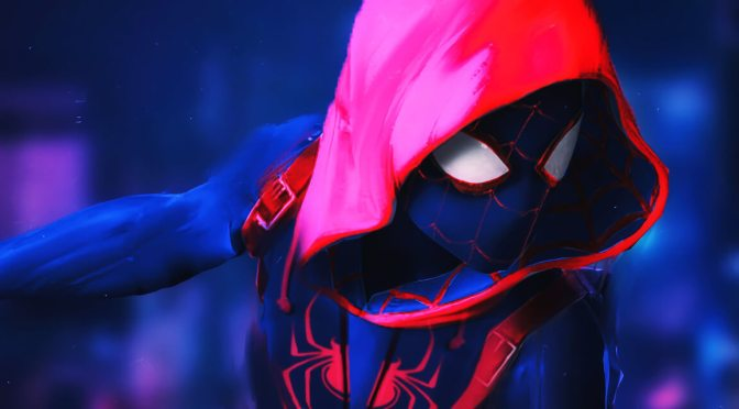 My Review of 'Spider-Man: Into the Spider-Verse'