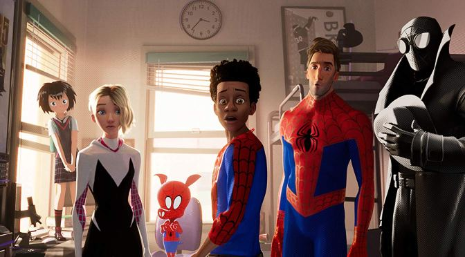 Besides Miles Morales, Who's My Favorite Spider-Person in 'Spider-Man: Into the Spider-Verse'?