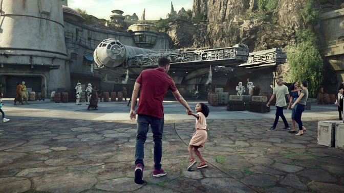 Star Wars: Galaxy's Edge Is Going To Be Amazing!