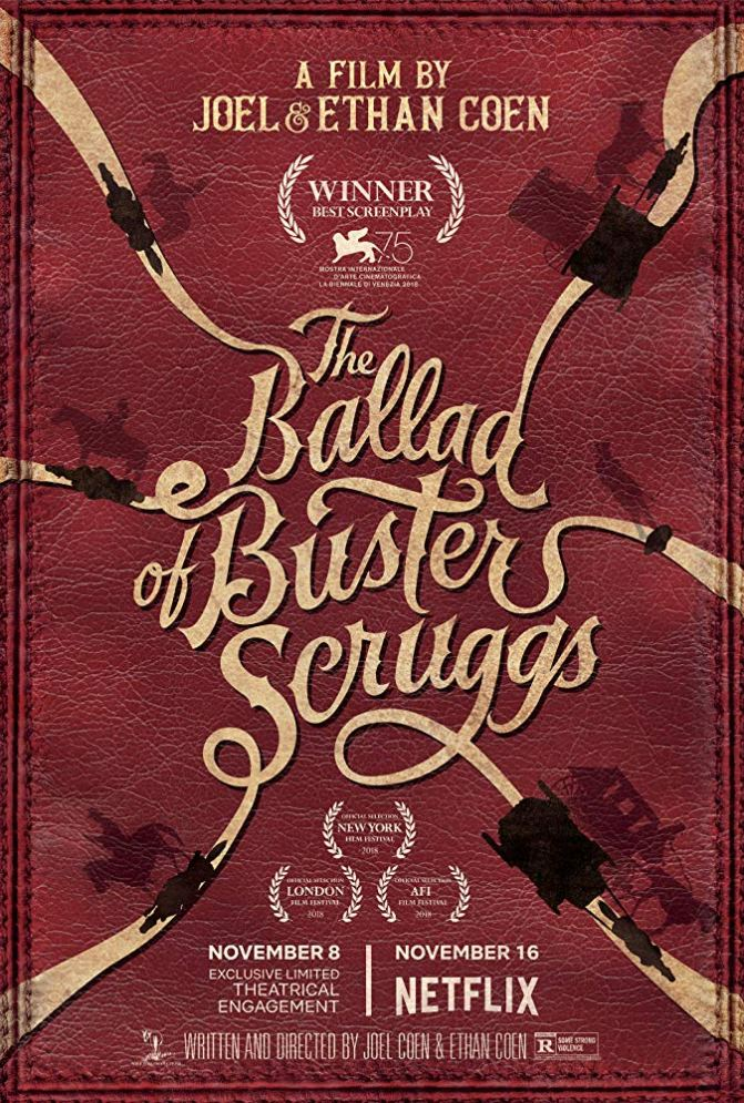 Reviewing 'The Ballad of Buster Scruggs'