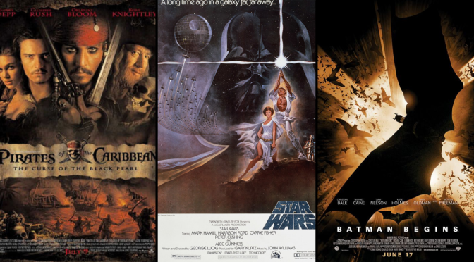 Ranking 50 of the Top 250 Movies on IMDb: Part 2