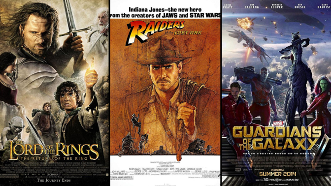 Ranking 50 of the Top 250 Movies on IMDb: Part 3
