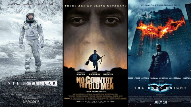 Ranking 50 of the Top 250 Movies on IMDb: Part 5