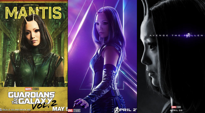 A Six-Year Poster Evolution: Mantis
