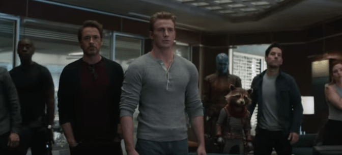 Get Pumped for 'Avengers: Endgame' With This New Special Look
