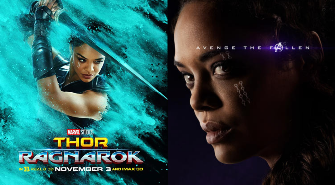 A Six-Year Poster Evolution: Valkyrie