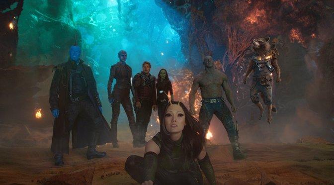 Three Marvel Movies on a Saturday Night