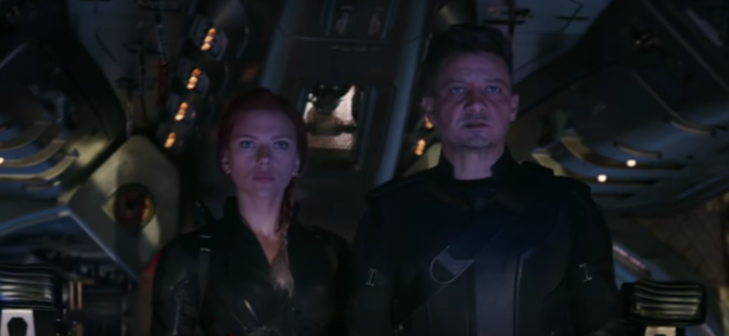 Hawkeye and Black Widow's Friendship is One of the Best in the MCU