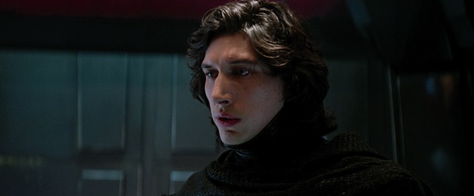 A Fanmade Character Poster for Kylo Ren
